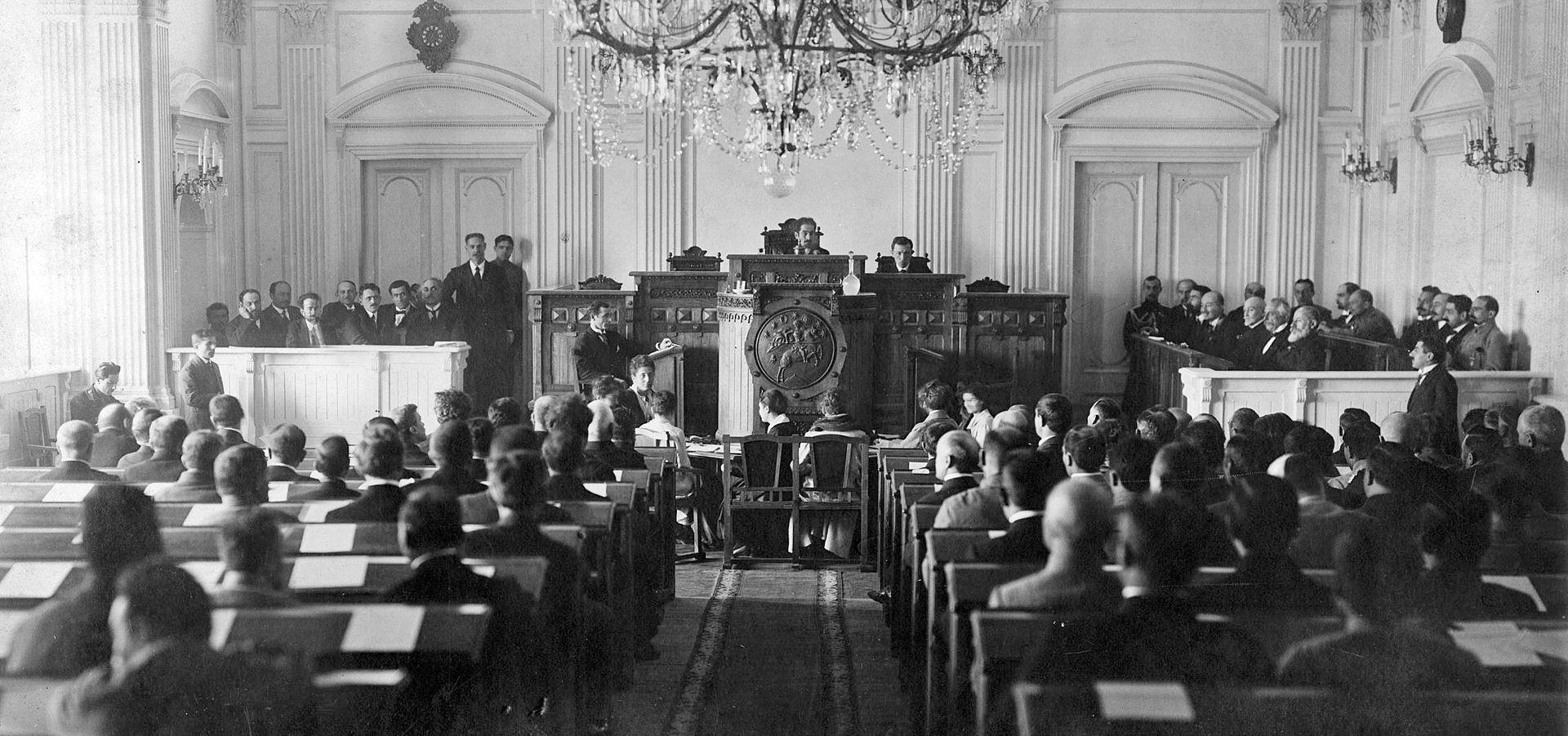 Georgian Association Celebrates Independence Day of Georgia, May 26